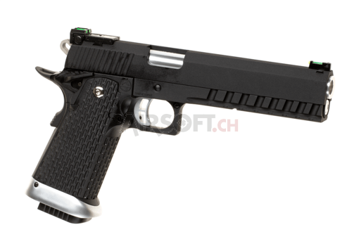 Hi-Capa 6 Full Metal Co2 Black (KJ Works)