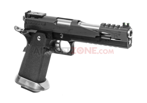 Hi-Capa 6 T-Rex Customs Full Metal GBB Black (WE)
