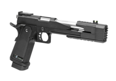 Hi-Capa-7-Full-Metal-GBB-Black-WE