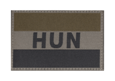 Hungary-Flag-Patch-RAL7013-Clawgear