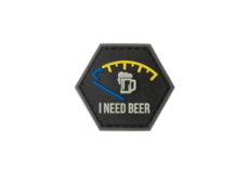 I-need-Beer-Rubber-Patch-Blue-JTG