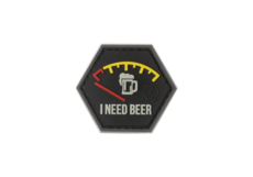 I-need-Beer-Rubber-Patch-Red-JTG