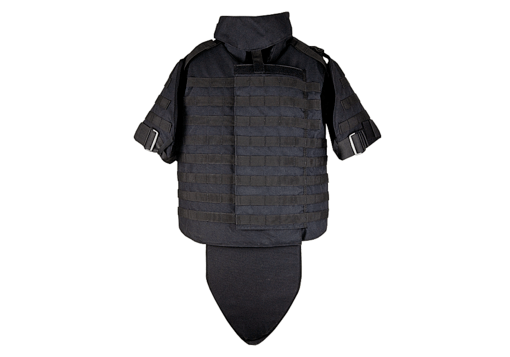 Interceptor Body Armor Black