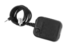 Intercom-PTT-Motorola-1-Pin-Connector-Black-Z-Tactical