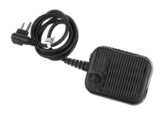 Intercom-PTT-Motorola-2-Pin-Connector-Black-Z-Tactical