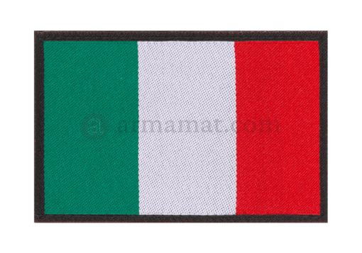 Italy Flag Patch Color (Clawgear)