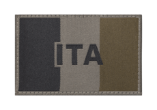 Italy-Flag-Patch-RAL7013-Clawgear