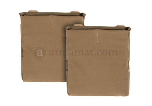 JPC Side Plate Pouch Set Coyote (Crye Precision)