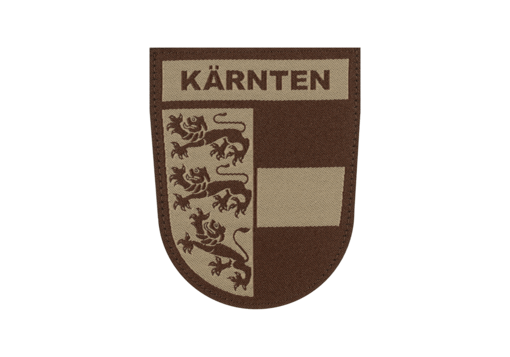 Kärnten Shield Patch Desert