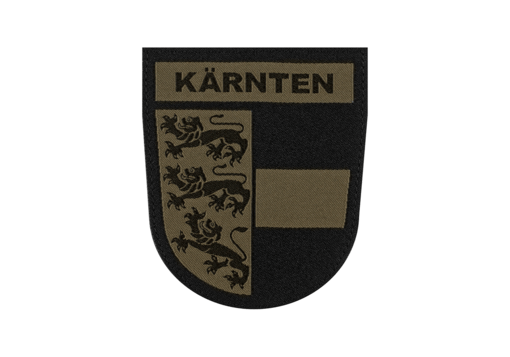 Kärnten Shield Patch RAL7013