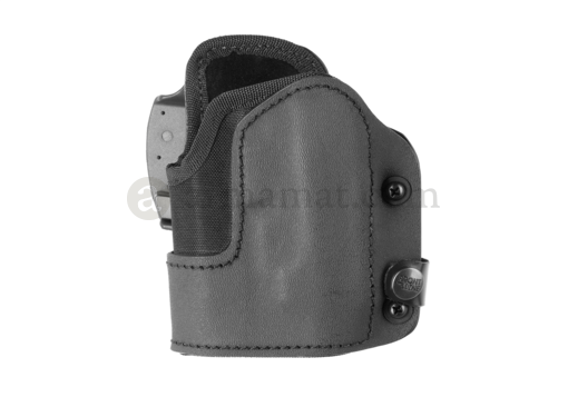 KNG Open Top Holster für Glock 17 GTL Left Hand Black (Frontline)