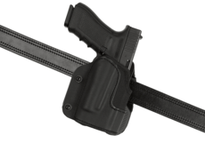 KNG-Open-Top-Holster-for-Glock-17-M3-M6-Paddle-Black-Frontline