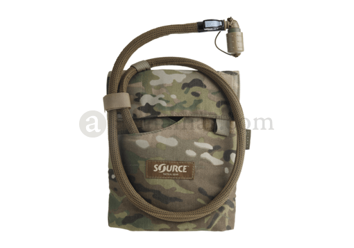 Kangaroo 1L Collapsible Canteen with Pouch Multicam (Source)