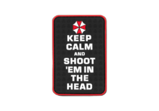Keep-Calm-and-Shoot-Rubber-Patch-Color-JTG