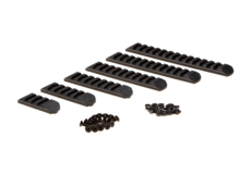 Keymod-M-LOK-Rail-Set-6-pack-Black-MP