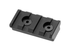 Keymod-Picatinny-Rail-Section-4-Slots-Black-Leapers