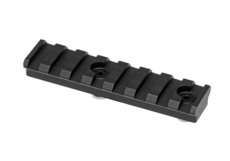 Keymod-Picatinny-Rail-Section-8-Slots-Black-Leapers