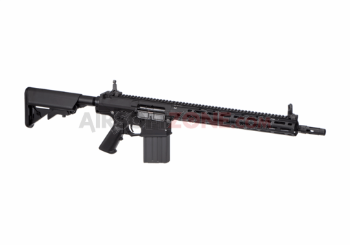 Knight's Armament SR25 E2 APC M-LOK S-AEG Black (G&G)