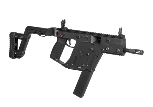 Kriss Vector Black (Krytac)