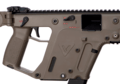 Kriss Vector Dark Earth (Krytac)