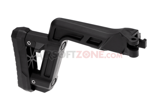 Kriss Vector Folding Stock Assembly Black (Krytac)