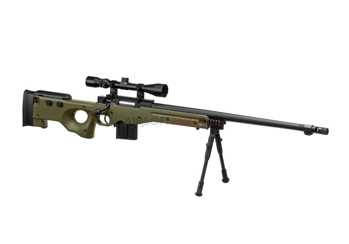 L96 AWP FH Sniper Rifle Set Up...