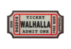 Large-Walhalla-Ticket-Rubber-Patch-Glow-in-the-Dark-JTG