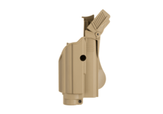 Level-2-Light-Laser-Holster-pour-Glock-17-Tan-IMI-Defense