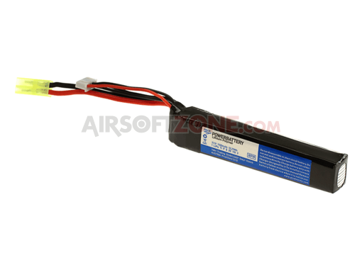 LiPo 11.1V 1100mAh 20C Stock Tube Type (Pirate Arms)