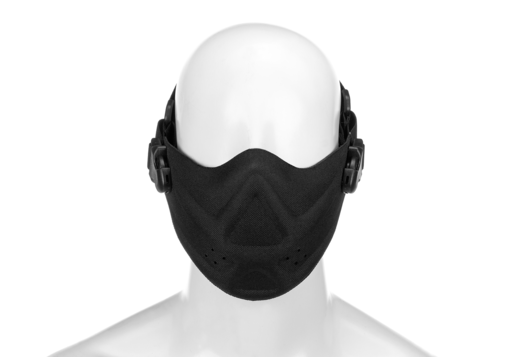 Lightweight Half Face Mask Black