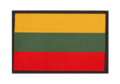 Lithuania Flag Patch Color
