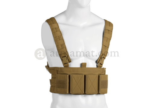 Low Profile Chest Rig Coyote (Warrior)
