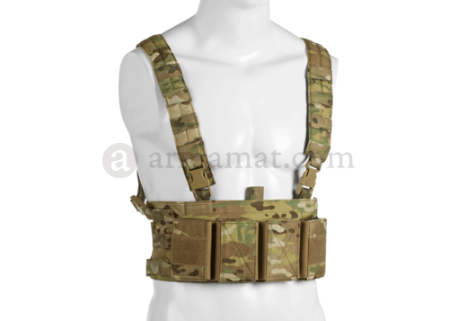 Low Profile Chest Rig Multicam (Warrior)