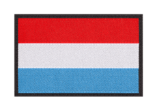 Luxemburg-Flag-Patch-Color-Clawgear