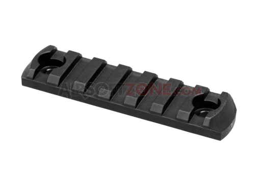 M-LOK Rail Section Polymer 7 Slots Black (Magpul)