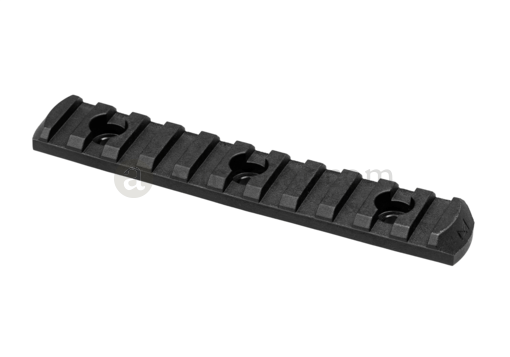 M-Lok Rail Section Polymer 11 Slots Black (Magpul)