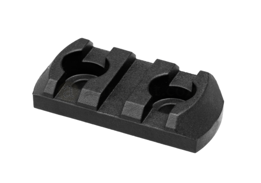 M-Lok Rail Section Polymer 3 Slots Black (Magpul)
