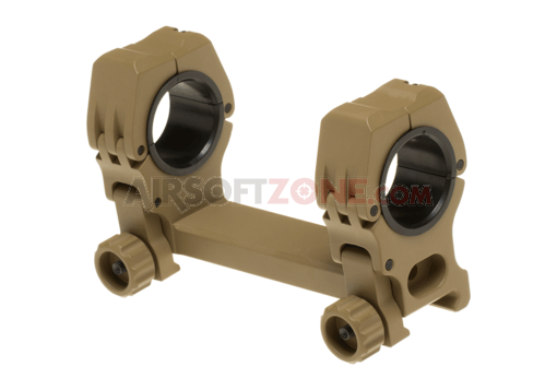 M10 QD-L Mount Base 25.4mm / 30mm Desert (Aim-O)