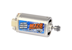M120-High-Speed-Motor-Short-Type-G-P