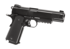 M1911-Tactical-Co2-Black-Elite-Force