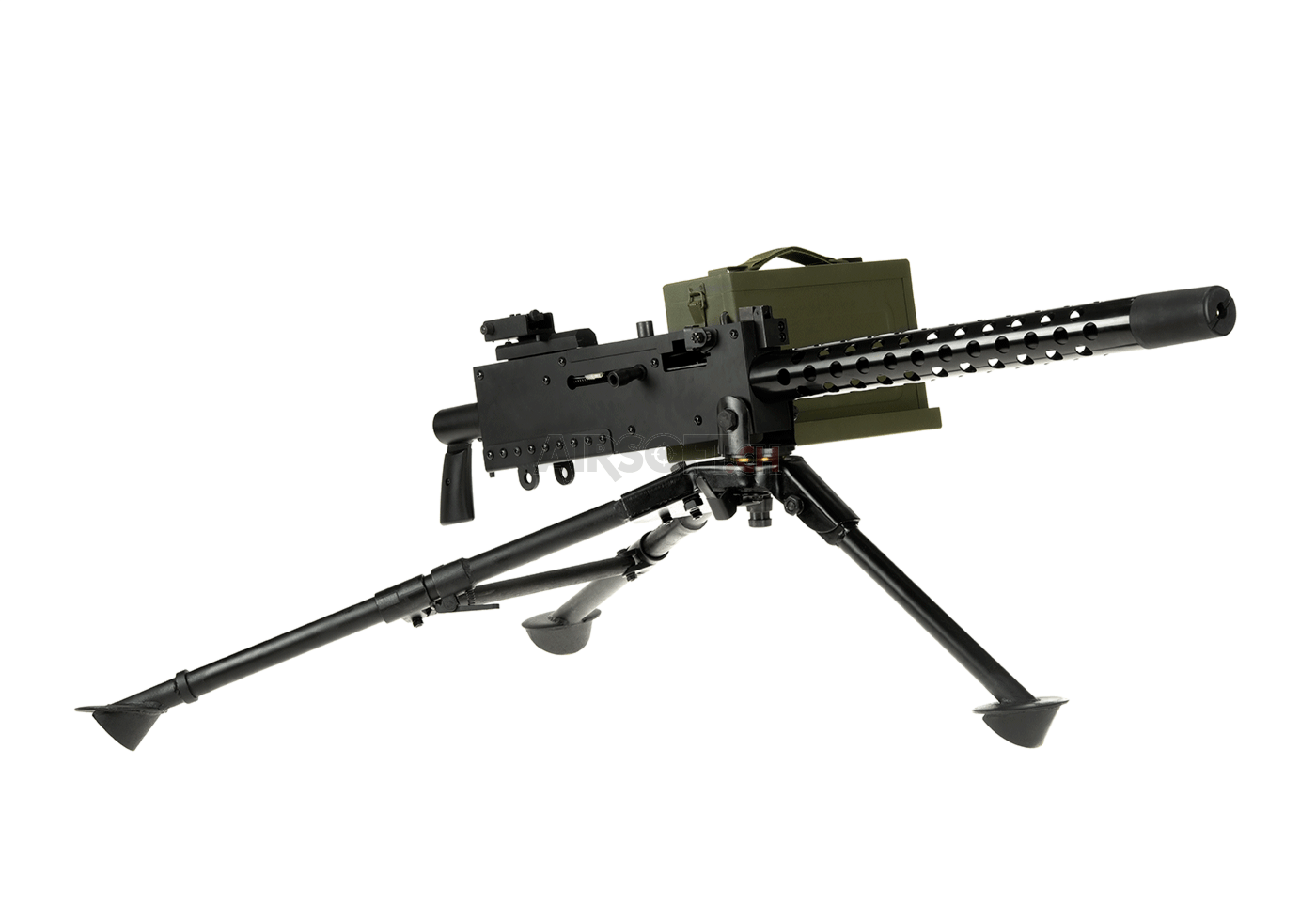 M1919 Heavy Machine Gun