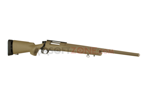 M24 SWS Sniper Rifle Fluted Barrel Tan (Cyma)