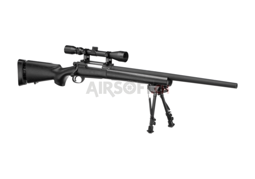 M24 SWS Sniper Weapon System Set Black (Snow Wolf)