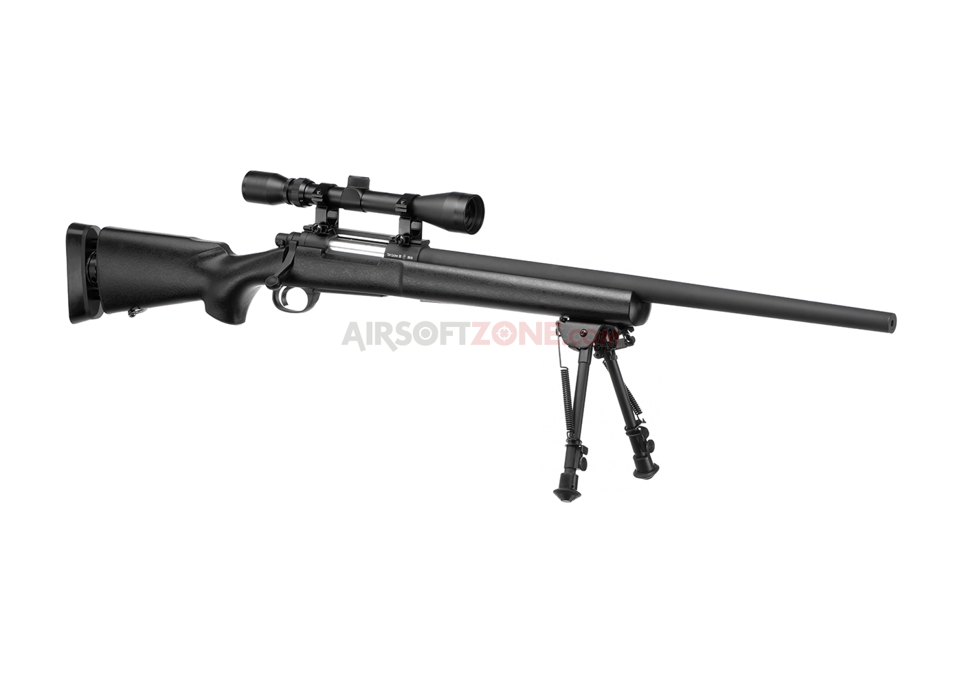 M24 Sws Sniper Weapon System Set Snow Wolf Bolt Action Airsoft