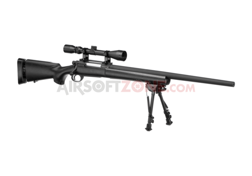 M24 SWS Sniper Weapon System Set (Snow Wolf)