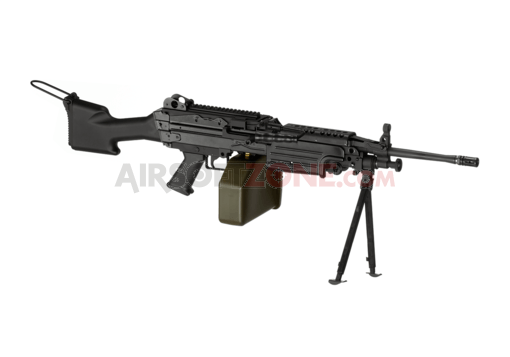 M249 Marine Upgraded Version Black (G&P)