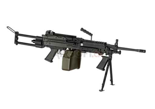 M249 Ranger Upgrade Version Black (G&P)