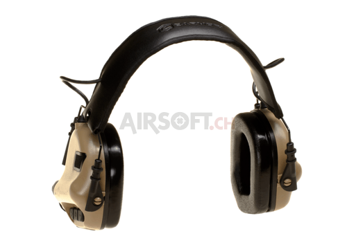 M31 Electronic Hearing Protector Coyote (Earmor)