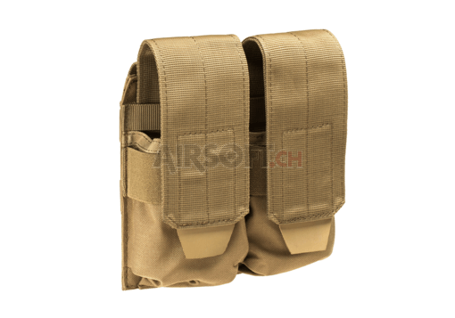 M4 Double Mag Pouch Coyote (Condor)