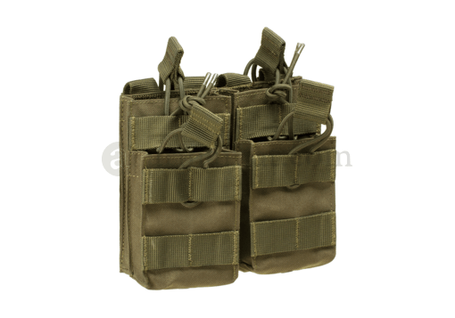 M4 Double Stacker Mag Pouch OD (Condor)